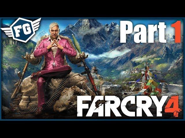 NEJVĚTŠÍ NÁŘEZ ZAČÍNÁ - Far Cry 4 #1