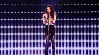 Cher Lloyd sings Sorry Seems To Be/Mocking Bird - The X Factor Live show 6 (Full Version)