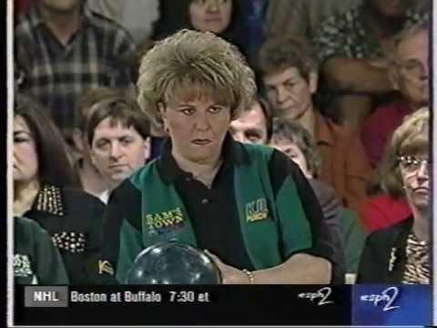 1999 PWBA Omaha Open Match 1: Leanne Barrette vs Wendy Macpherson vs Tammy Turner