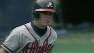 Download Video ATL@PIT: Jones homers, goes over 100 RBIs in 1996 MP3 3GP MP4