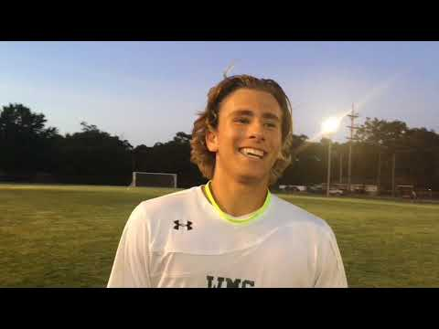 Senior captain Evan Fles talks about soccer tradition at Western Michigan Christian