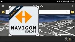 Navigon Europe kostenlos für Android - ohne Telekom [Gratis, installieren, App]