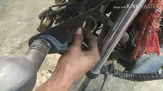Cb trigger full visor assemble