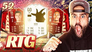 OMG ICON!! MY ELITE 1 FUT CHAMP REWARDS! FIFA 20 Ultimate Team Road To Glory #52