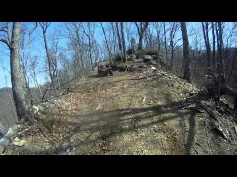 2012 Polaris Rzr S LE Vs 2008 Honda Trx700xx Ridge Climbing