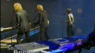 A fantastic appearance of the Moody Blues, live at a german TV-Show...