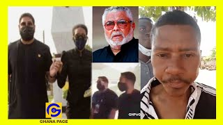Rawlings look alike breaks the internet with stunning resemblance,50yr old man claims to be lost son