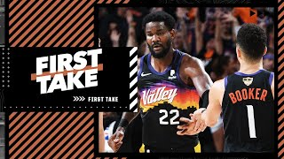 First Take reacts to Game 2 of the NBA Finals: Does the Suns' 2-0 lead mean the series is over?