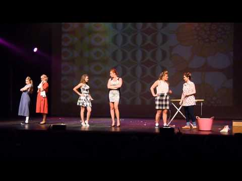 Mam ik ben een grote meid, Musical Hairspray Mirakel musical theater