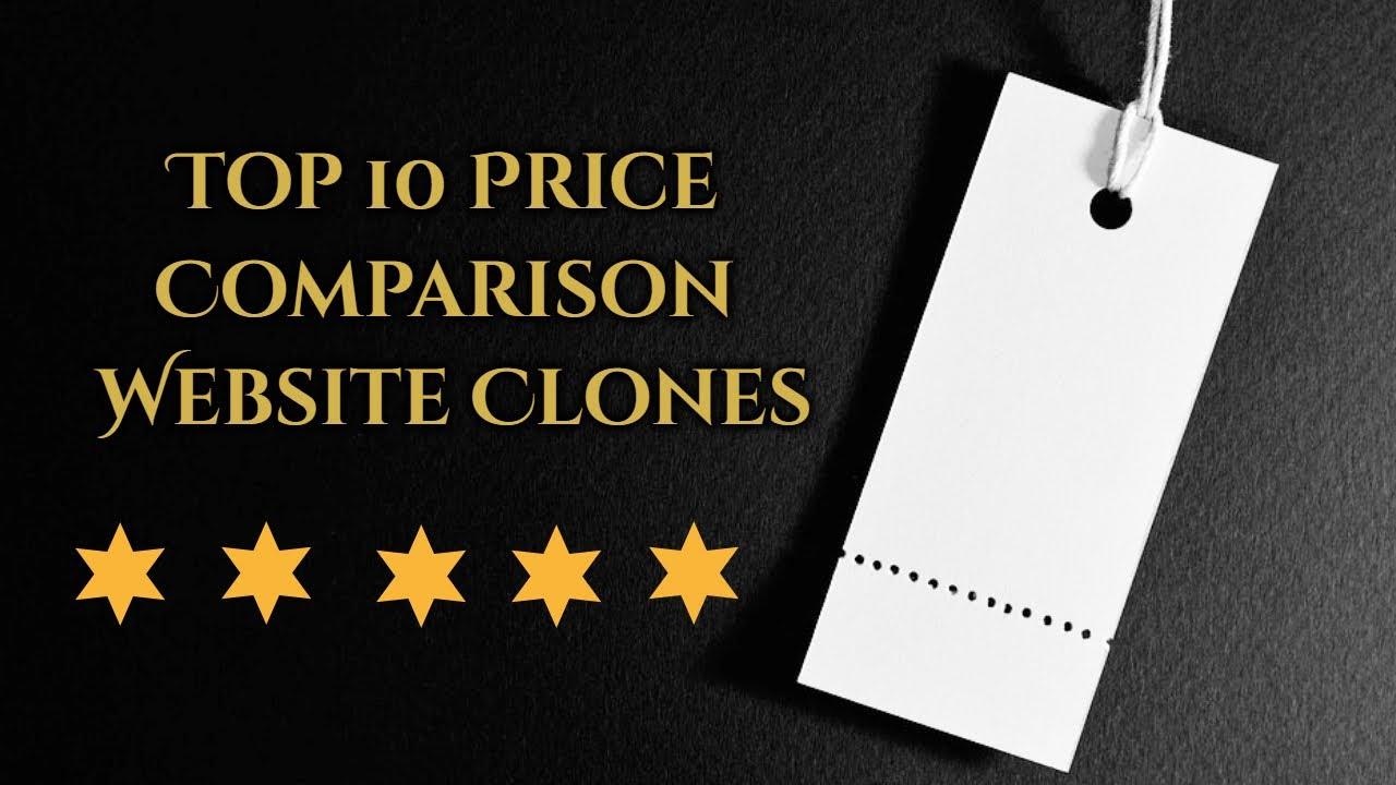 Price Comparison Clone Script | Ready Made Clone Scripts for