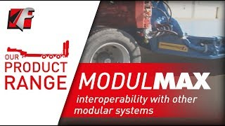 FAYMONVILLE ModulMAX - interoperability with other modular systems