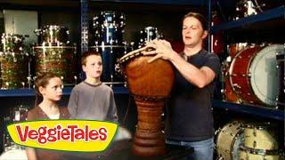 VeggieTales: The Little Drummer Boy Drum Factory Tour