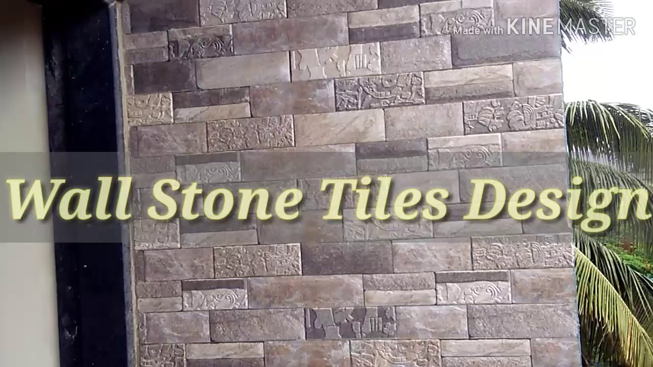 Bed Balcony Exterior Wall Stone Tiles