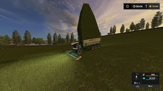 Farming Simulator 17 - How i used to play FS 2013 - Timelapse #2