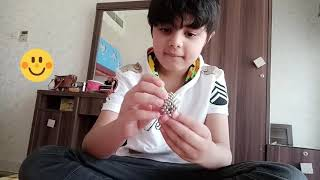 Making Bin With Magnet Balls - By Mahd Family Channel
