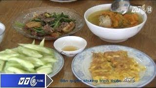 Mắc sỏi thận do chế độ ăn sai lầm | VTC