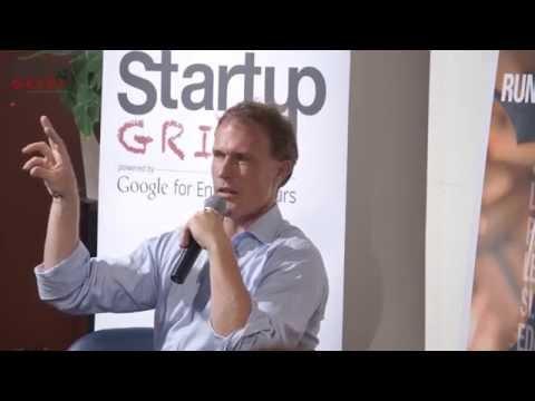 Dorian Selz (Squirro) at Startup Grind Zurich