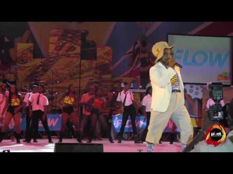 Antigua Carnival 2016  Soca  Monarch Final - Party Segment