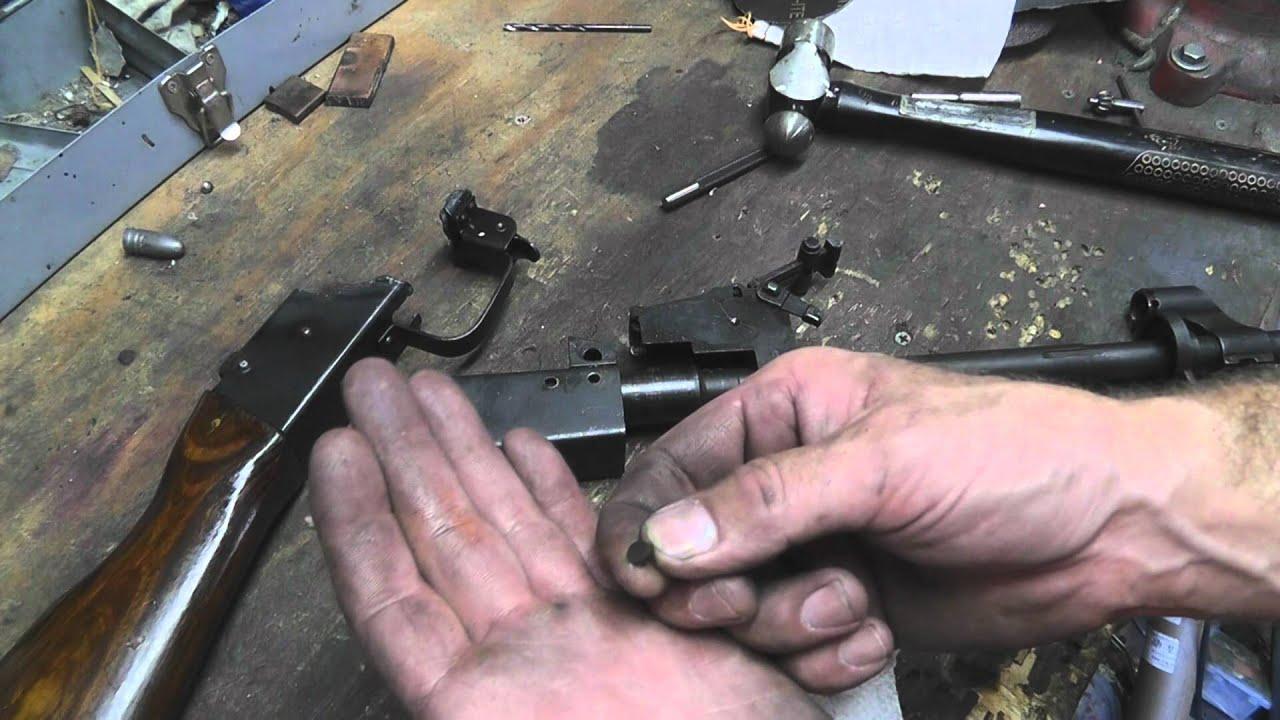 Improper AK build techniques, how NOT to assemble your AK! wmv