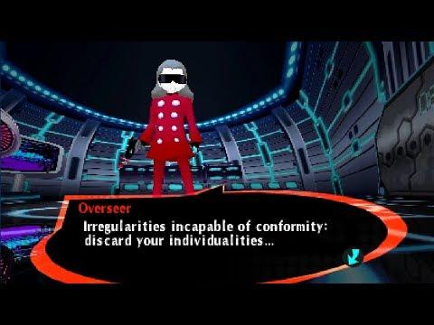 Persona Q2 New Cinema Labyrinth Boss Overseer [RISKY]