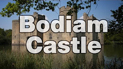 Bodiam Castle - National Trust - East Sussex