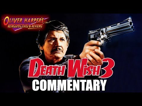 Death Wish 3 Commentary (Podcast Special) Feat.@ashens