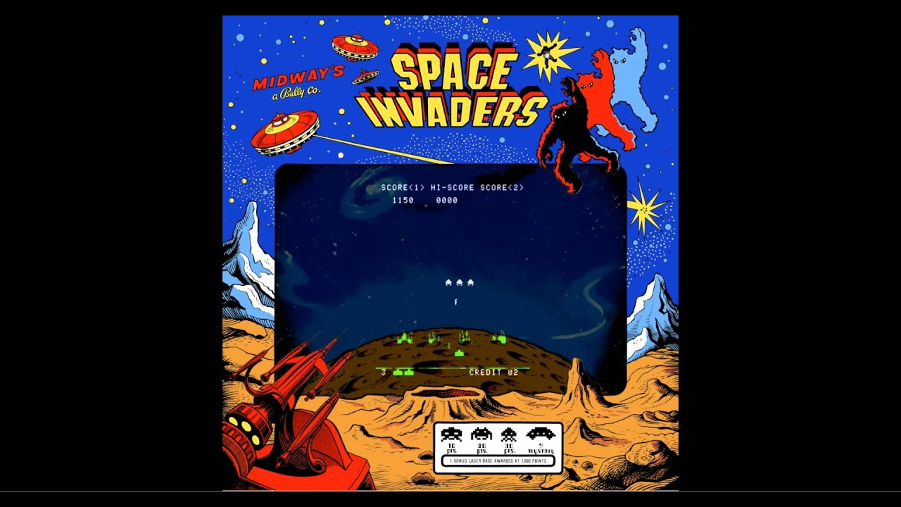 Thirty-five years ago today: Space Invaders conquer the