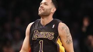 Jordan Farmar out for 4 weeks with a hamstring injury