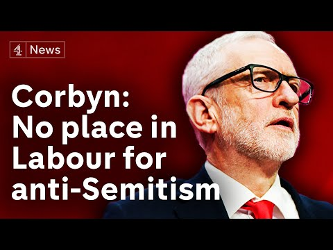 Chief Rabbi attacks Labour Party forcing Jeremy Corbyn to defend record on anti-Semitism