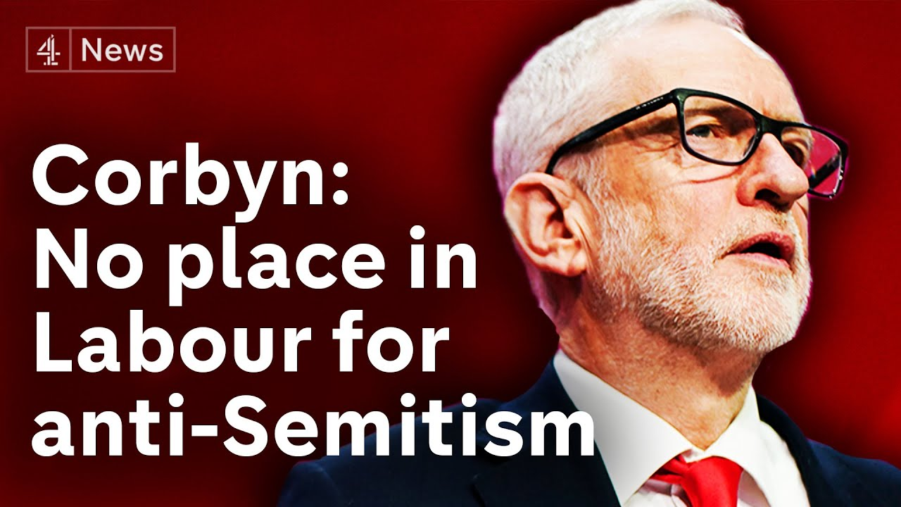 Chief Rabbi attacks Labour Party forcing Jeremy Corbyn to defend record on  anti-Semitism - YouTube