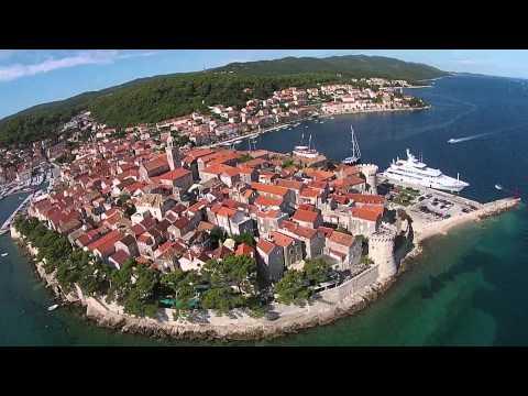 Sailing The Dalmatian Coast - Croatia 2015