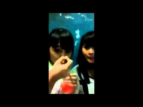 shania JKT48 Hissatsu Teleport ke tempat latihan