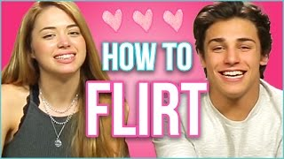 3 Foolproof Ways to Flirt with Your Crush #DatingDecoded