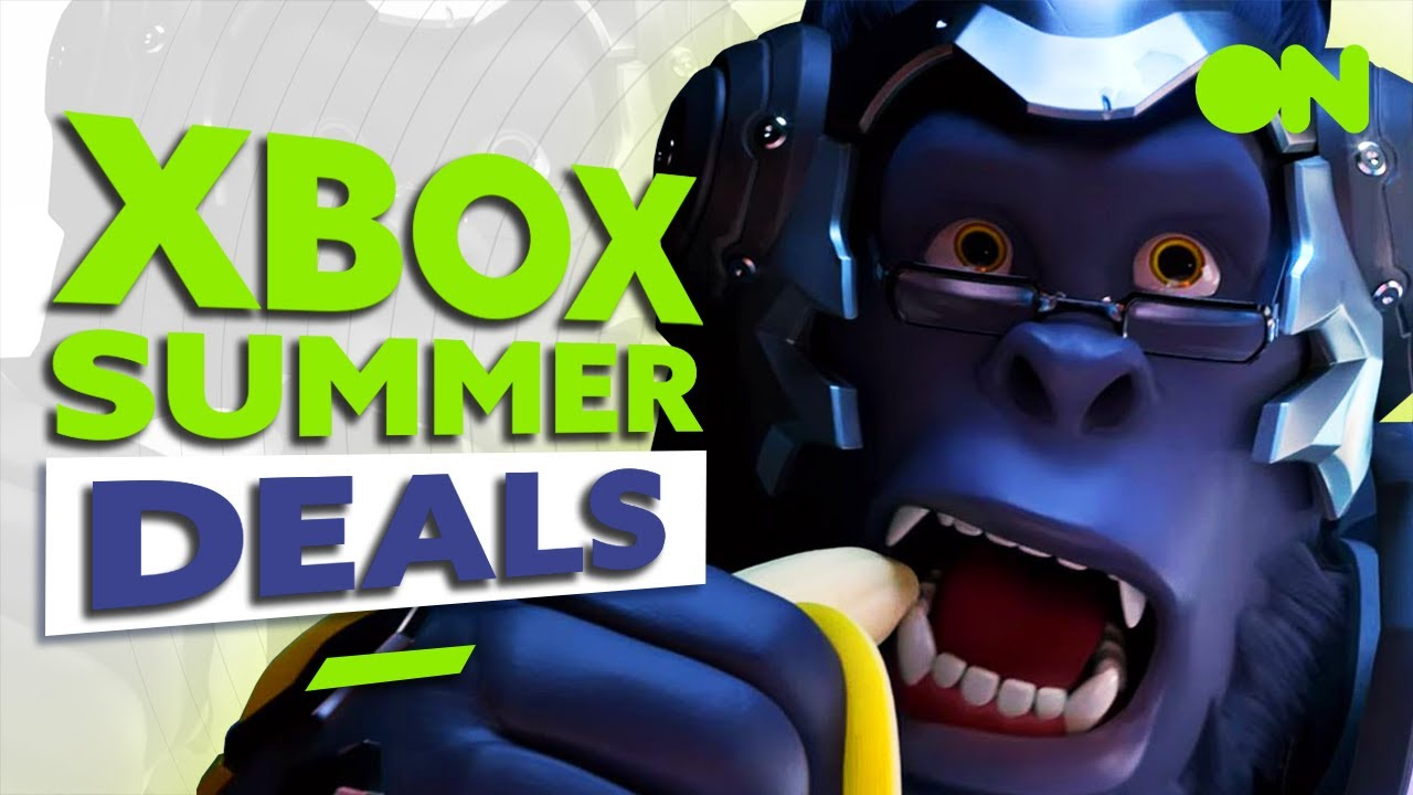85% OFF Xbox Games! | Far Cry 5, Football Manager 2021, Overwatch + MORE | Deals of the Week