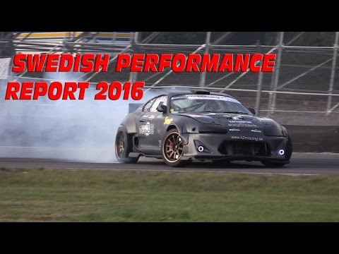 Swedish Performance Report 2016