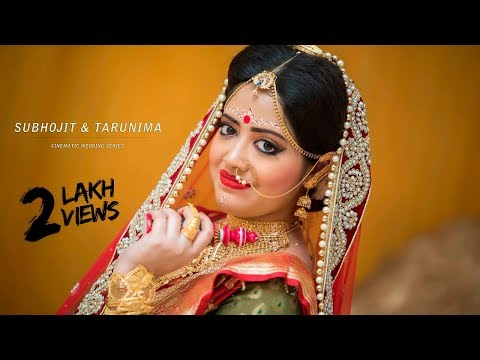 SUBHOJIT & TARUNIMA | Best Indian Hindu Wedding Film In Kolkata (Bengali) |Full | 2017 | HD