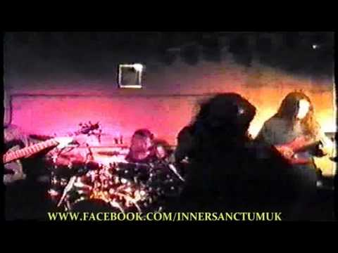 INNER SANCTUM 'AGE OF LIGHT' LIVE SHUNTERS 1995