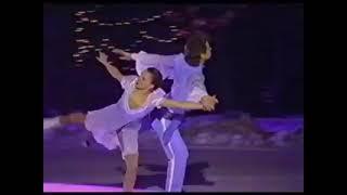 Figure Skating Ekaterina Gordeeva Sergey Grinkov Christmas Гордеева Гриньков фигурное катание