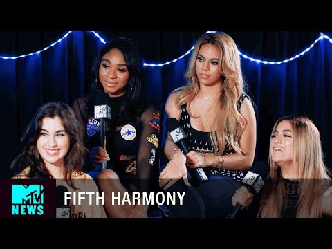 Ally Brooke of Fifth Harmony on Working w/ A$AP Ferg & Lost Kings on 'Look At Us Now'   MTV News