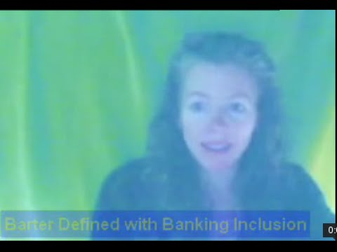 Barter Banking w Bank Inclusion