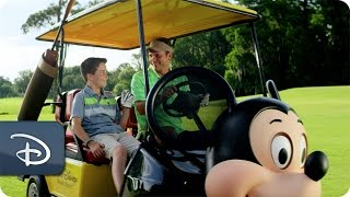 First Hole-In-One | Disney Golf | Walt Disney World