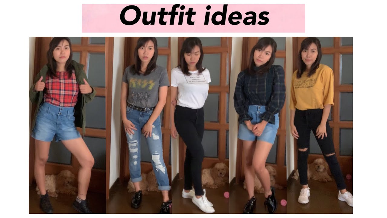 [VIDEO] - Outfit ideas (tagalog) |filipino| 7