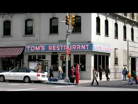 Tom's Restaurant from Seinfeld