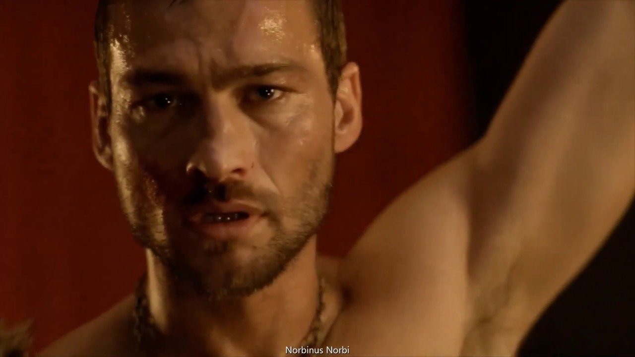 """Download """"Spartacus - Blood and Sand"""" (Varro death) s01e10"""