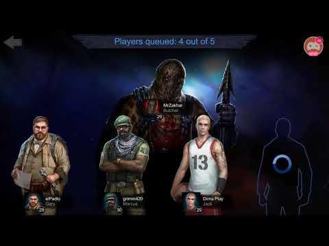 Horrorfield Marcus level 30 gameplay |