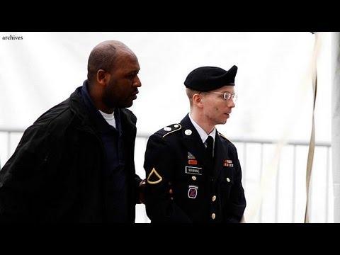"""WikiLeaks: Bradley Manning coupable de violation de la loi sur l''espionnage"""""""