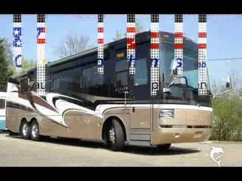 Luxus wohnmobile innenausstattung  Luxus USA Wohnmobil, Luxury American Motorhome, Monaco Dynasty ...