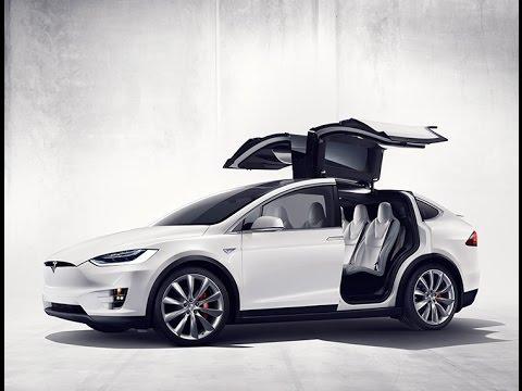 Tesla Model X - Driving Review