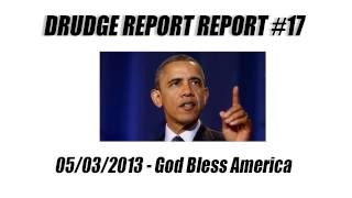 Drudge Report Report #17 - God Bless America.