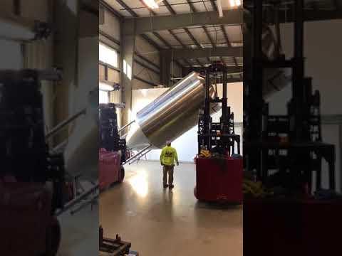 American Industrial Contractors - Heavy Equipment Moving